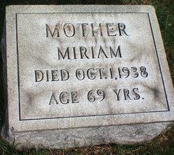 Miriam Stroum
