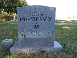 Cecelia Fox-Steinberg