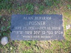 Alan Bertram Posner