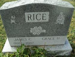 James C Rice