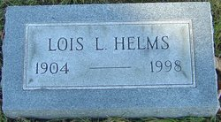 Lois <I>Light</I> Helms