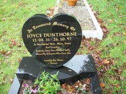 Joyce Dunthorne