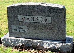 Asma Mansor