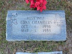 Rosa Inez <I>Edny</I> Chambers