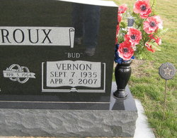 "Vernon ""Bud"" Giroux"