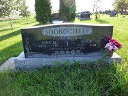 John M Sookocheff