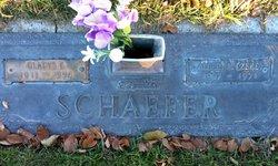 Gladys E. <I>Masters</I> Schaefer