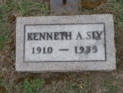 Kenneth A. Sly