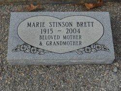 Marie <I>Stinson</I> Brett