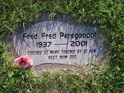 Fred Fred Peregoodoff