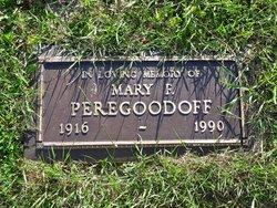 Mary F Peregoodoff