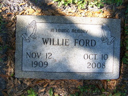 Willie Ford