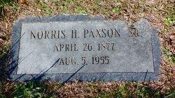 Norris Hoffman Paxson, Sr