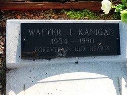 Walter J Kanigan