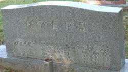 Grace Gwen <I>Hollis</I> Myers, Jr