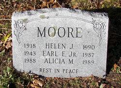 Alicia M. Moore