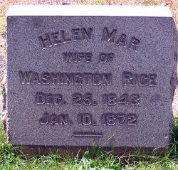 Helen <I>Mar</I> Rice