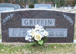 Irene <I>Richardson</I> Griffin