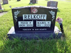 Fred P Relkoff