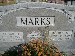 Mable D. <I>Hasten</I> Marks