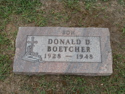 Donald Duwane Boetcher
