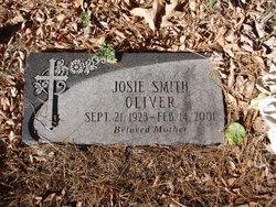 Josie <I>Smith</I> Oliver