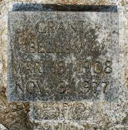 Grant Bellamy