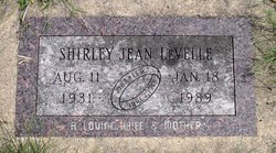 Shirley Jean LeVelle