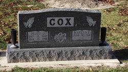 Floyd D Cox