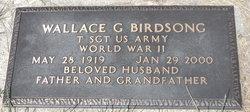 Wallace G. Birdsong