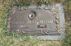 Edna May <I>Galloway</I> Mead