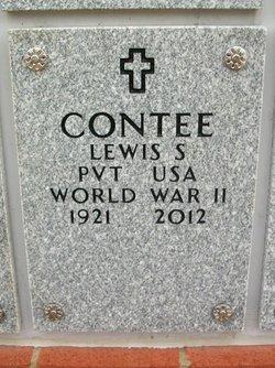 Lewis S Contee