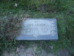 John Sherow