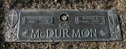 Clinton J. McDurmon