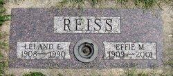 Leland E. Reiss