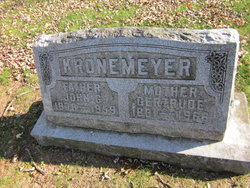 John G Kronemeyer