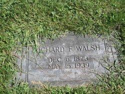 Richard F Walsh