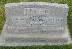Magdalena Seader