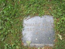Thomas F Walsh