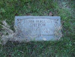 Leoma <I>Ferguson</I> Sherow