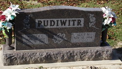 Walter Clarence Pudiwitr, Sr