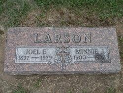 Minnie J. <I>Nelson</I> Larson