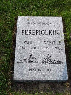Isabelle Perepiolkin