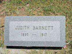 Judith G. <I>Baughman</I> Barnett