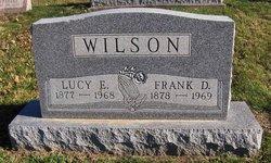 Lucy E <I>Quillen</I> Wilson