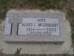 Agnes L. <I>Voll</I> McGrouary