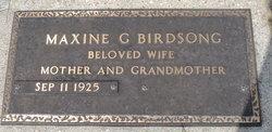 Maxine G. Birdsong