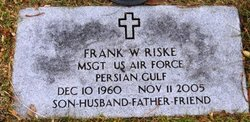Frank W. Riske