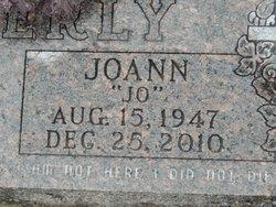 """Joann """"Jo"""" Kimberly"""