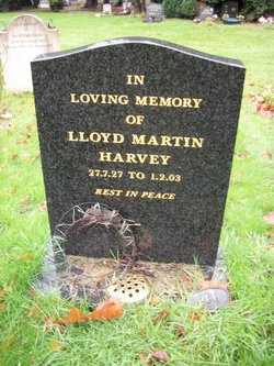 Lloyd Martin Harvey